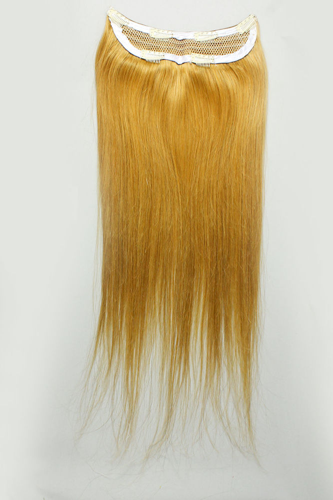 Picture of HALF MOON HAIRPIECE -8 NO COLOUR